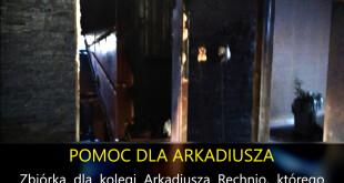 Plakat_Pomoc dla Arkadiusza